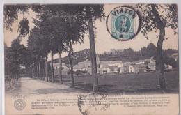 Latour Virton Panorama Affranchissement Timbre - Virton