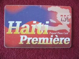 Telecarte  / Carte Prepayée   /haiti - Tarjetas Prepagadas: Otras