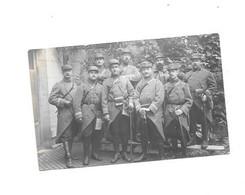 12017 - Carte Photo BAR LE DUC : Militaires, 154 Sur Le Col, Thème Militaria, Guerre, - Regiments