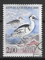 FRANCE    -    1993.  Y&T N° 2785 Oblitéré.  Canard  /  Harle Piette - Oblitérés