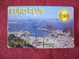 Telecarte  / Carte Prepayée   / Euro  Plus - Tarjetas Prepagadas: Otras