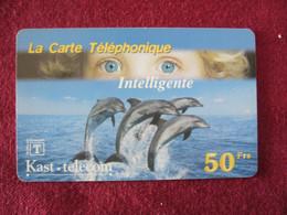 Telecarte  / Carte Prepayée   /  Kast Telecom - Tarjetas Prepagadas: Otras