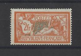 FRANCE. YT  N° 145  Neuf *   1907 - 1900-27 Merson