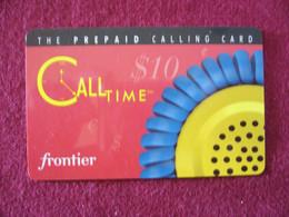 Telecarte  / Carte Prepayée   / Call Time - Tarjetas Prepagadas: Otras