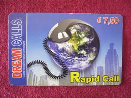 Telecarte  / Carte Prepayée   /   Rapid Call - Tarjetas Prepagadas: Otras