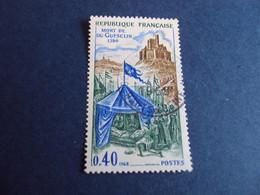 "1970-89  - Oblitéré N°  1578       ""  Du Gueclin ""  ""   Rueil Malmaison 1985  ""         Net  0.50 - Oblitérés"