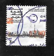 TIMBRE OBLITERE DES EMIRATS DE 2020 - Emiratos Árabes Unidos