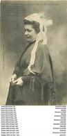 WW LA BRETAGNE. Coiffes, Costume Et Bonnet De Jeune Femme. Dinard 1905 - Bretagne