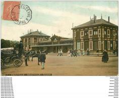 14 TROUVILLE. La Gare - Trouville