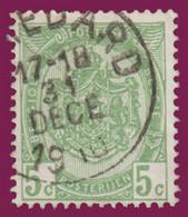 """COB N° 83  Année 1907- """"ARMOIRIES"""" De 1893 - Oblitération """"St. MEDARD"""" - Sonstige"""