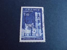 """1970-89  - Oblitéré N°  1902      """"    Lodève   """"  """"   Paris, Rue D' Anjou   """"         Net    0.40 - Oblitérés"""