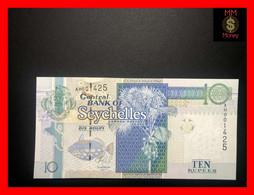 SEYCHELLES 10 Rupees 2013  P. 42   UNC - Seychelles