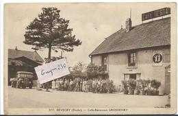 DEVECEY Café Restaurant Groshenry - Altri Comuni