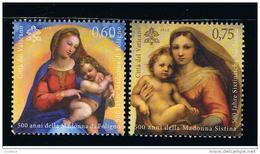2012 - VATICANO - S11E - SET OF 1 STAMP ** - Unused Stamps