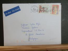 A13/445   LETTRE CANADA POUR LA BELG 1994 - Cartas