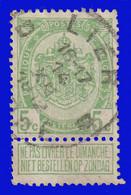 """COB N° 83  Année 1907- """"ARMOIRIES"""" De 1893 - Belle Oblitération """"LIER D"""" - Sonstige"""