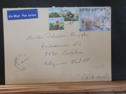 A13/448   LETTRE CANADA POUR LA BELG   1997 - Cartas