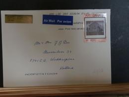 A13/450   LETTRE CANADA POUR LA HOLLANDE - Cartas