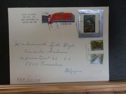 A13/451  LETTRE CANADA POUR LA HOLLANDE - Cartas
