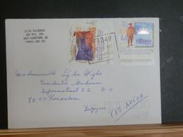 A13/458  LETTRE CANADA POUR LA BELG 1996 - Cartas