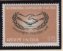 India: 1965   I.C.Y.   MH - Ungebraucht