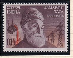 India: 1965   Jamsetji Tata Commemoration   MH - Ungebraucht