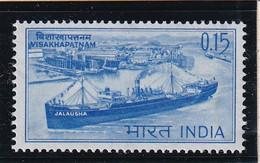 India: 1965   National Maritime Day   MH - Ungebraucht