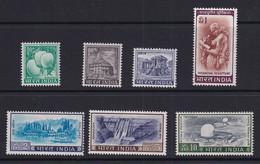 India: 1965/75   Pictorials Set   SG504-520   MH - Ungebraucht