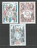 Monaco 1974 Year , Mint MNH (**) - Nuevos