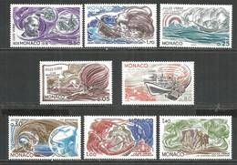 Monaco 1978 Year , Mint MNH (**) - Nuevos