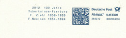 130 Jahre Tuberkulose-Färbung TBC - Ziehl Neelsen 2012 ⚕️ - Medicina