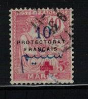 Yvert N° 55 Croix Rouge - Oblitérés