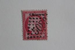 1871-75 CeresY&T No 57  80C ROSE LOSANGE GC 5089 JAFFA (CÔTE 130€) RARE..TB - 1871-1875 Cérès