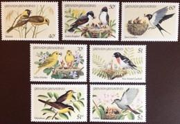 Grenada Grenadines 1984 Song Birds MNH - Unclassified