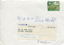 Austria (1989) - Busta Per L'interno - 1981-90 Cartas