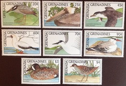 Grenada Grenadines 1988 Birds MNH - Unclassified