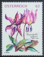 Österreich MiNr. 3119 **, Treuebonusmarke: Hundszahnlilie - 2011-... Nuevos & Fijasellos