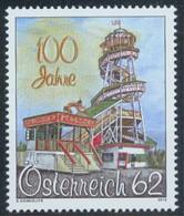 Österreich MiNr. 3065 **, 100 Jahre Fahrgeschäft Toboggan In Wien - 2011-... Nuevos & Fijasellos
