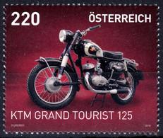 Österreich Aus 2018 ** Motorrad KTM - 2011-... Nuevos & Fijasellos