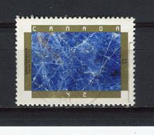 CANADA - Y&T N° 1274° - Minéraux - Sodalite - Usados