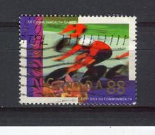 CANADA - Y&T N° 1382° - Jeux Du Commonwealth - Cyclisme - Usados