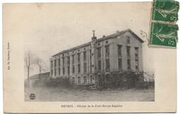 Nevers : Hôpital De La Croix-Rouge Anglaise (Editeur Th. Ropiteau - Imprimeries Réunies, Nancy) - Nevers