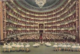 (N452) - MILANO - Teatro Alla Scala (interno) - Milano (Milan)