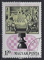 Hungary 1974  Chess  (o) Mi.2960 - Used Stamps