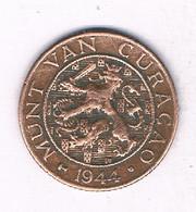 1 CENT 1944 CURACAO /1895/ - Curaçao