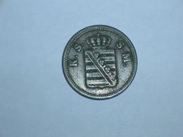 ALEMANIA/SAJONIA 2 PFENNIG 1859 (4546) - Piccole Monete & Altre Suddivisioni