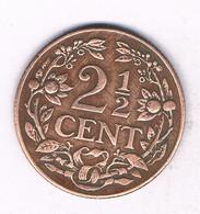 2 1/2 CENT 1944 CURACAO /1896/ - Curaçao