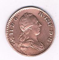 2 LIARDS 1789 OOSTENRIJKSE NEDERLANDEN (austria Belgii) BELGIE /1899/ - ...-1831