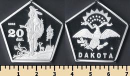 Dakota 20 Dollars 2020 - Non Classificati