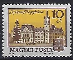 Hungary 1974  City Views: Kiskunfelegyhaza  (o) Mi.3002 - Used Stamps